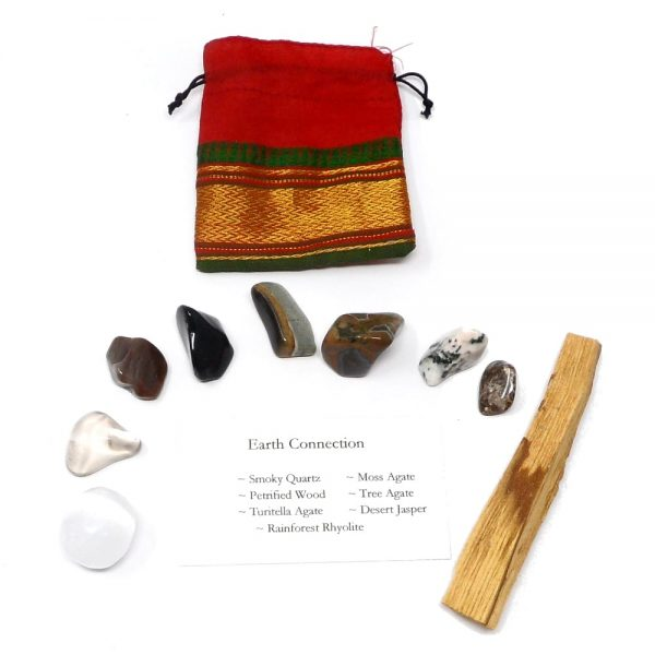 Crystal Kit ~ Earth Connection All Specialty Items crystal kit