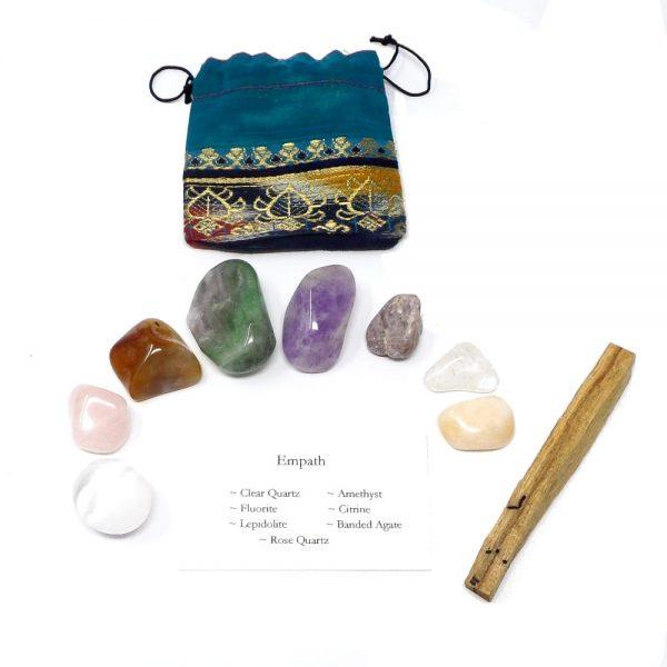 Crystal Kit ~ Empath All Specialty Items crystal kit