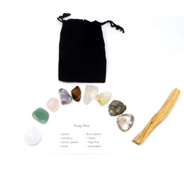 Crystal Kit ~ Feng Shui All Specialty Items crystal kit