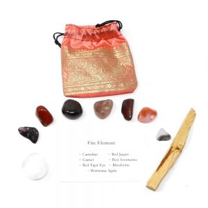 Crystal Kit ~ Fire Element All Specialty Items crystal kit