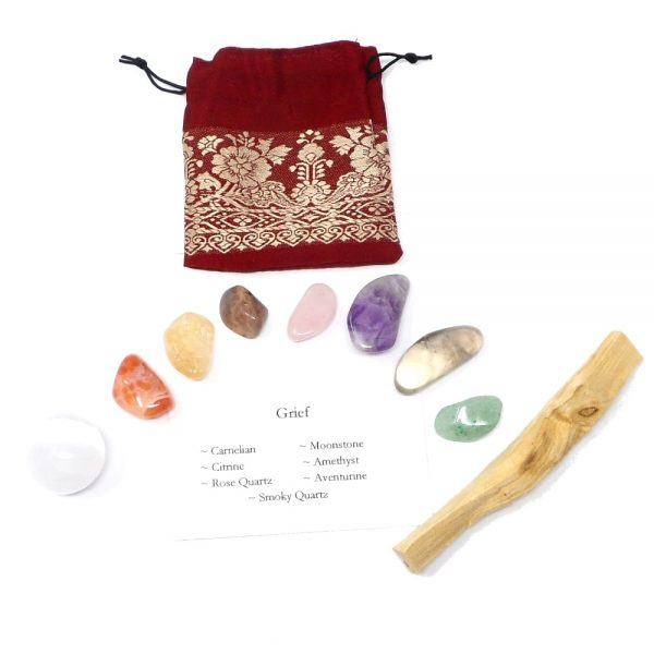 Crystal Kit ~ Grief All Specialty Items amethyst