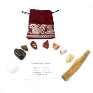 Crystal Kit ~ Grounding & Balance All Specialty Items balance crystal kit
