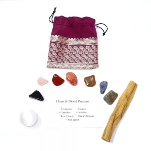 Crystal Kit ~ Heart & Blood Pressure All Specialty Items blood pressure crystal
