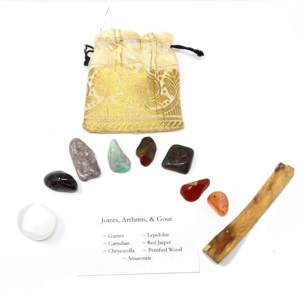 Crystal Kit ~ Joints, Arthritis, & Gout All Specialty Items arthritis crystal kit
