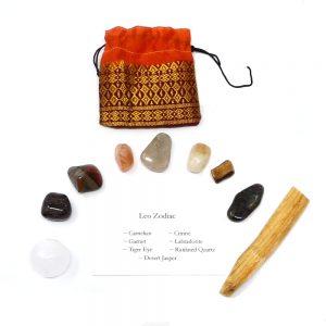 Crystal Kit ~ Leo Zodiac All Specialty Items crystal kit