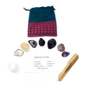 Crystal Kit ~ Sagittarius Zodiac All Specialty Items crystal kit