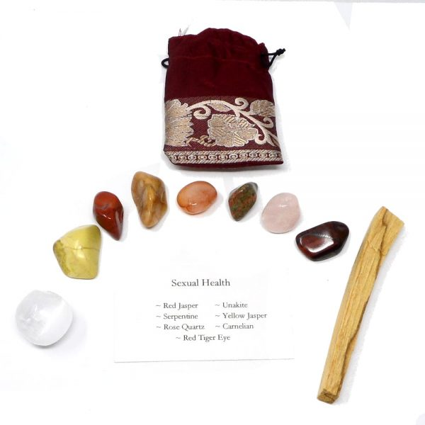 Crystal Kit ~ Sexual Health All Specialty Items crystal kit