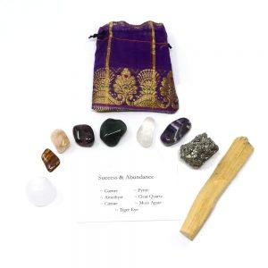 Crystal Kit ~ Success & Abundance All Specialty Items abundance crystal kit