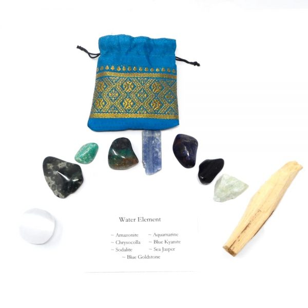 Crystal Kit ~ Water Element All Specialty Items crystal kit
