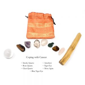 Crystal Kit ~ Cancer All Specialty Items amethyst