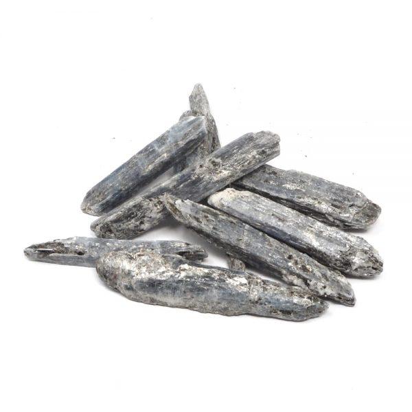 Blue Kyanite Blades XQ All Raw Crystals blades