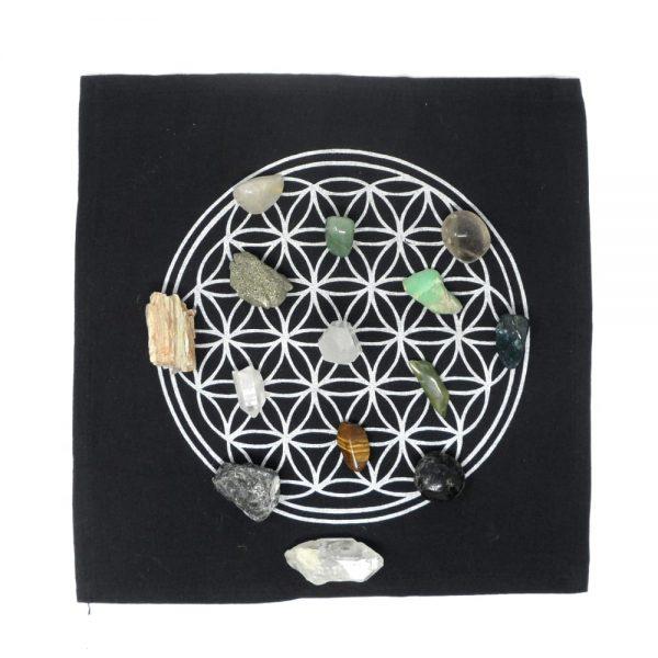 Make Your Own Crystal Grid – Manifesting Abundance, Wealth, & Good Fortune All Specialty Items abundance crystal grid