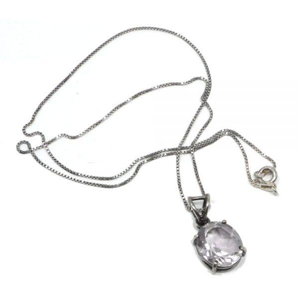 Amethyst Necklace All Crystal Jewelry amethyst