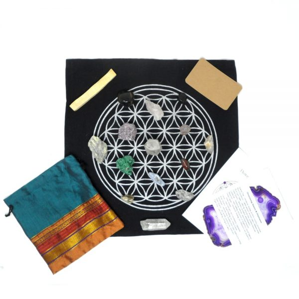 Make Your Own Crystal Grid – Anxiety & Depression Relief All Specialty Items anxiety