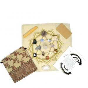 Make Your Own Crystal Grid – Balance & Grounding All Specialty Items balance