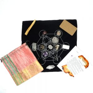 Make Your Own Crystal Grid – Cleansing & Protection All Specialty Items cleansing