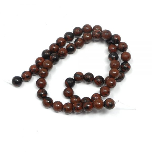 Mahogany Obsidian Beads All Crystal Jewelry crystal beads