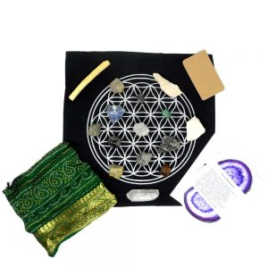 Make Your Own Crystal Grid – General Manifestation All Specialty Items crystal grid