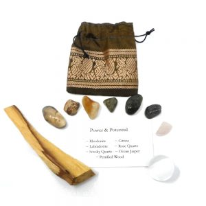 Crystal Kit ~ Power & Potential All Specialty Items carnelian