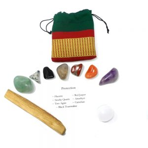 Crystal Kit ~ Protection All Specialty Items amethyst