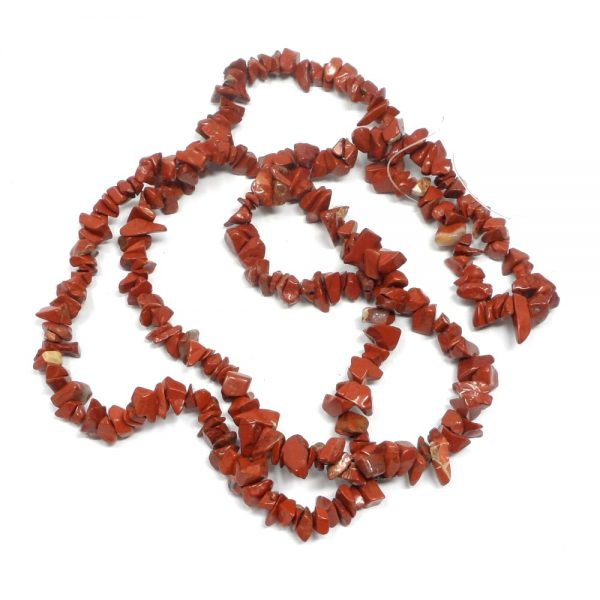 Red Jasper Chip Beads All Crystal Jewelry crystal chip beads