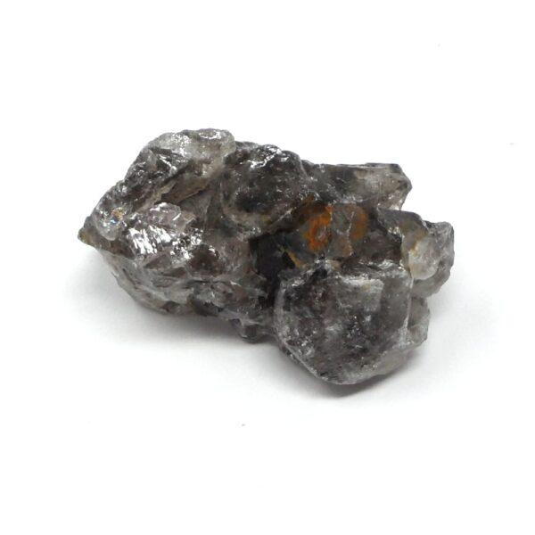 Smoky Quartz Elestial Point All Raw Crystals elestial point