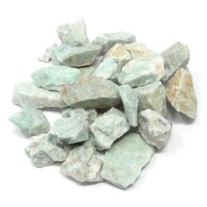 Amazonite raw 16oz All Raw Crystals amazonite