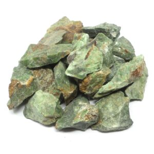 Chrysoprase raw 16oz All Raw Crystals bulk Chrysoprase
