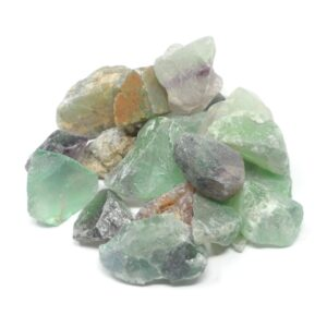 Fluorite raw 16oz All Raw Crystals bulk fluorite